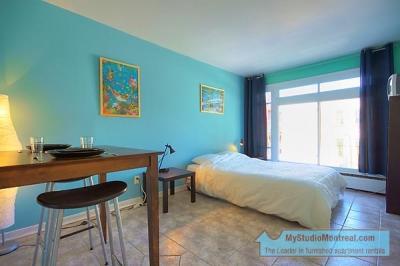 appartement location de vacances Montreal Quebec